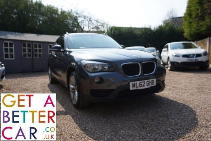 BMW X1 XDRIVE 2.0 18D SPORT – GREY
